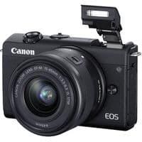 Canon EOS M200 kit (15-45) Black